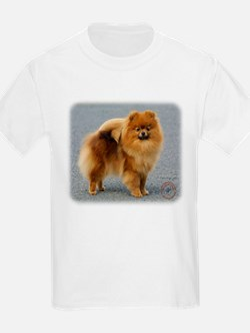 Pomeranian 9R042D-22 T-Shirt