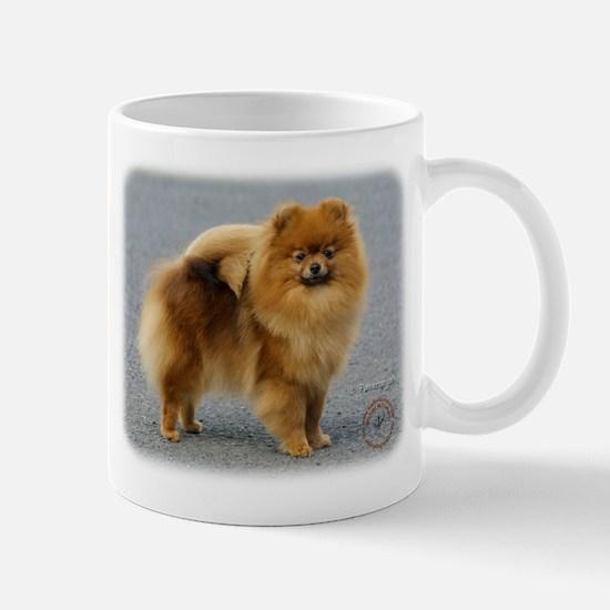 Pomeranian 9R042D-22 Mug