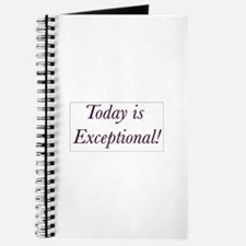 Today is Exceptional! Journal