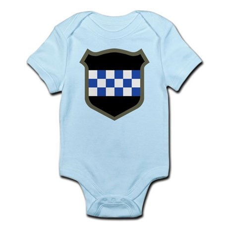 Checkerboard Infant Bodysuit