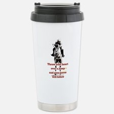 Show Jumper Travel Mug