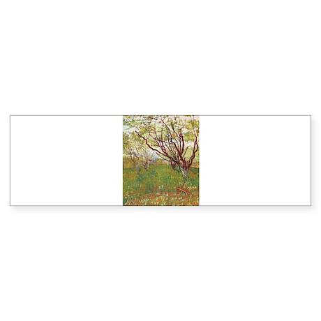 Cherry Tree Sticker (Bumper)