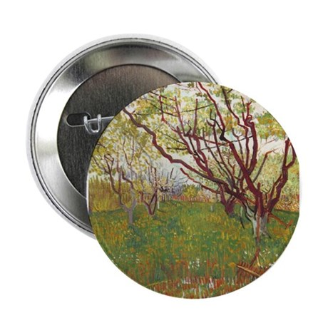 """Cherry Tree 2.25"""" Button (100 pack)"""