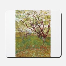 Cherry Tree Mousepad
