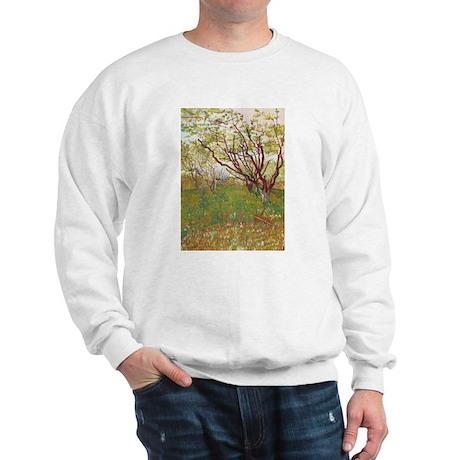 Cherry Tree Sweatshirt