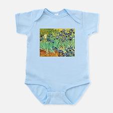 Irises Infant Bodysuit