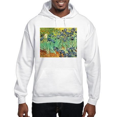 Irises Hooded Sweatshirt