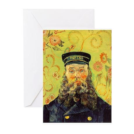 Joseph Etienne Roulin (Postma Greeting Cards (Pk o