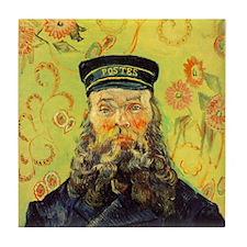 Joseph Etienne Roulin (Postma Tile Coaster