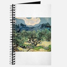 Olive Trees with the Alpilles Journal