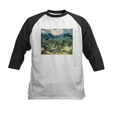 Olive Trees with the Alpilles Tee
