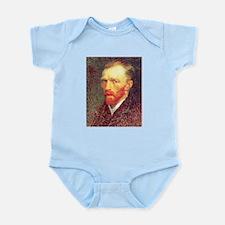Self Portrait (1887) Infant Bodysuit