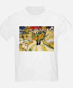 Stairway at Auvers T-Shirt