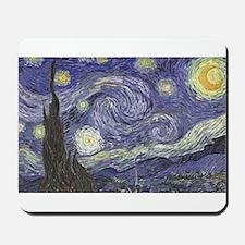 Starry Night Mousepad
