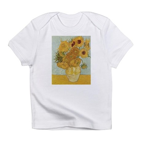 Sunflowers Infant T-Shirt