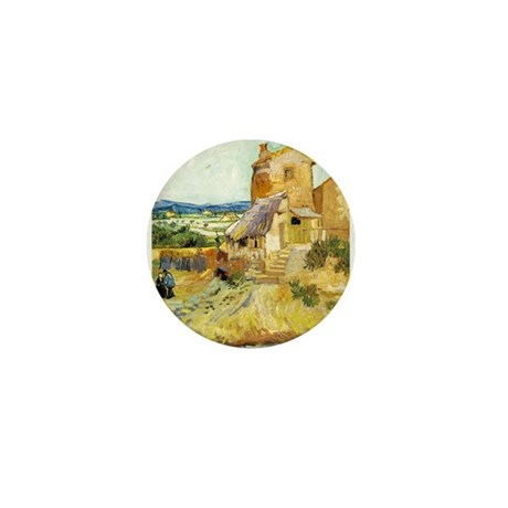 The Old Mill Mini Button (100 pack)