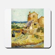 The Old Mill Mousepad
