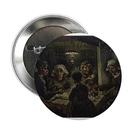 "The Potato Eaters 2.25"" Button (100 pack)"