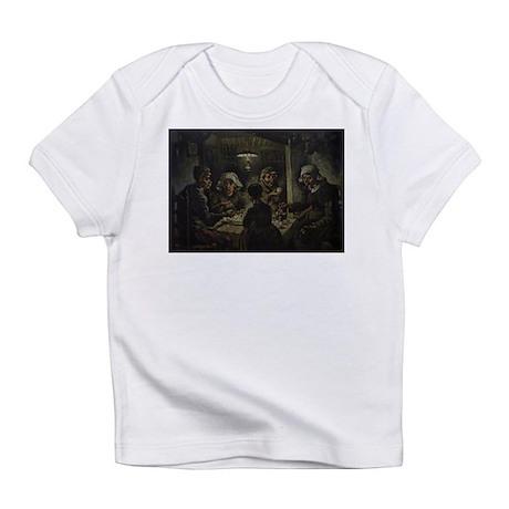 The Potato Eaters Infant T-Shirt