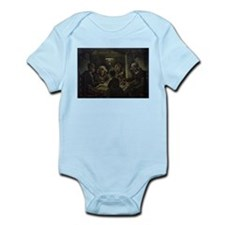 The Potato Eaters Infant Bodysuit