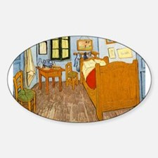 Vincents Room Decal