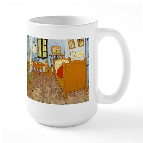 Vincents Room Large Mug
