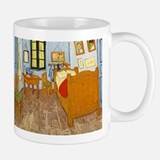 Vincents Room Small Mugs