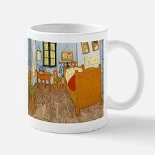 Vincents Room Small Mugs