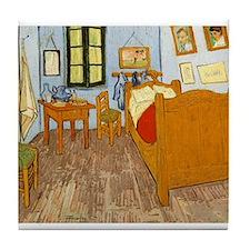 Vincents Room Tile Coaster