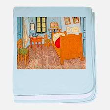Vincents Room baby blanket