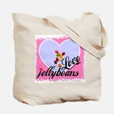 CANDY JELLYBEAN STAR Tote Bag