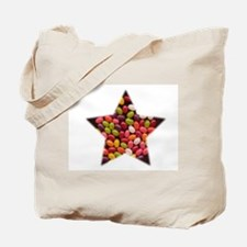CANDY JELLYBEAN STAR Tote Bag