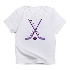 HOCKEY GIRL Infant T-Shirt