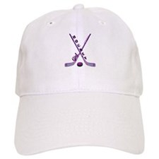 HOCKEY GIRL Baseball Cap