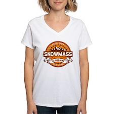 Snowmass Tangerine Shirt
