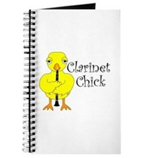 Clarinet Chick Text Journal