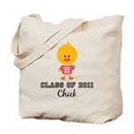 Senior 2011 Chick Tote Bag