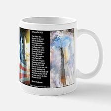 A Poem For 9/11 Mug