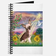 Cloud Angel/Chinese Crested Journal