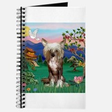 Pagoda/Chinese Crested Journal