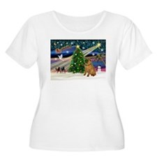 XmasMagic/Sharpei T-Shirt