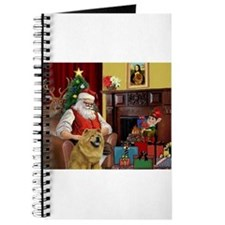 Santa's 2 Chow Chows Journal
