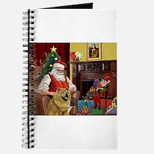 Santa's 2 Chow Chows Journal