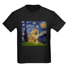 Starry Night & Chow Chow T