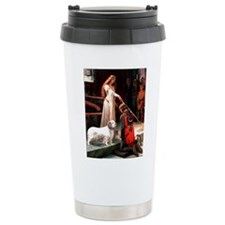 The Accolade & Clumber Travel Coffee Mug