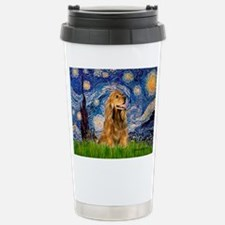 Starry Night/Cocker(#7) Travel Mug