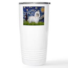 Starry Night/Coton Travel Mug