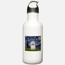 Starry Night Coton Water Bottle
