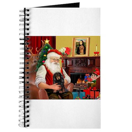 Santa's Dachshund (LH-B) Journal