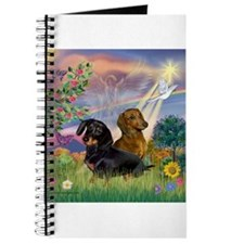 Cloud Angel Doxies Journal